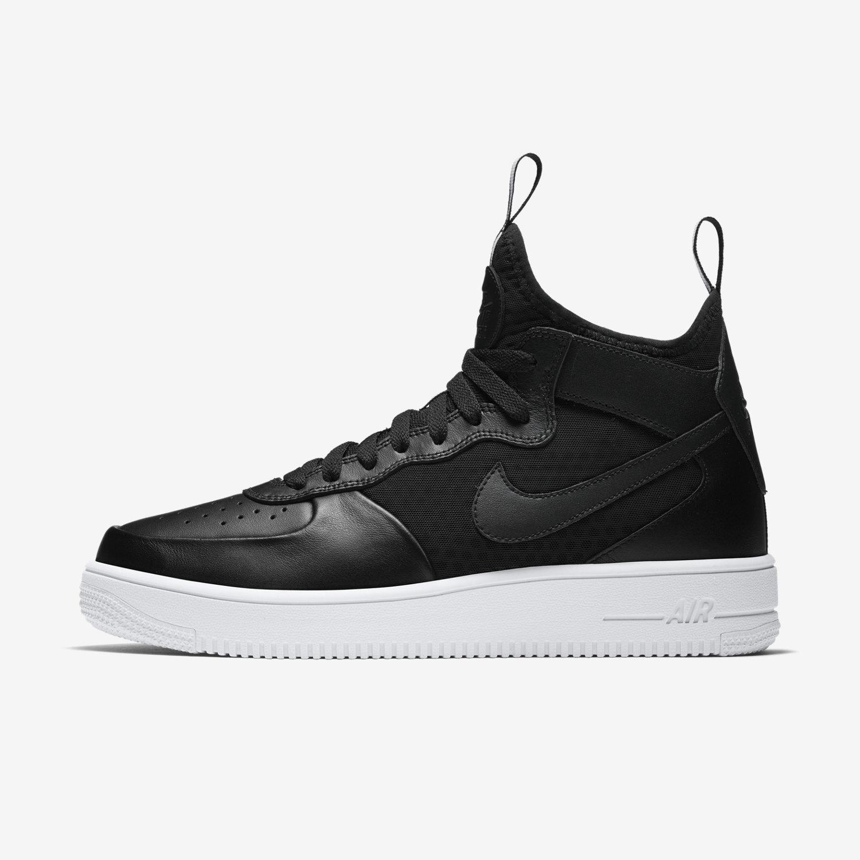Nike Air Force 1 Damen Herren Unterschied