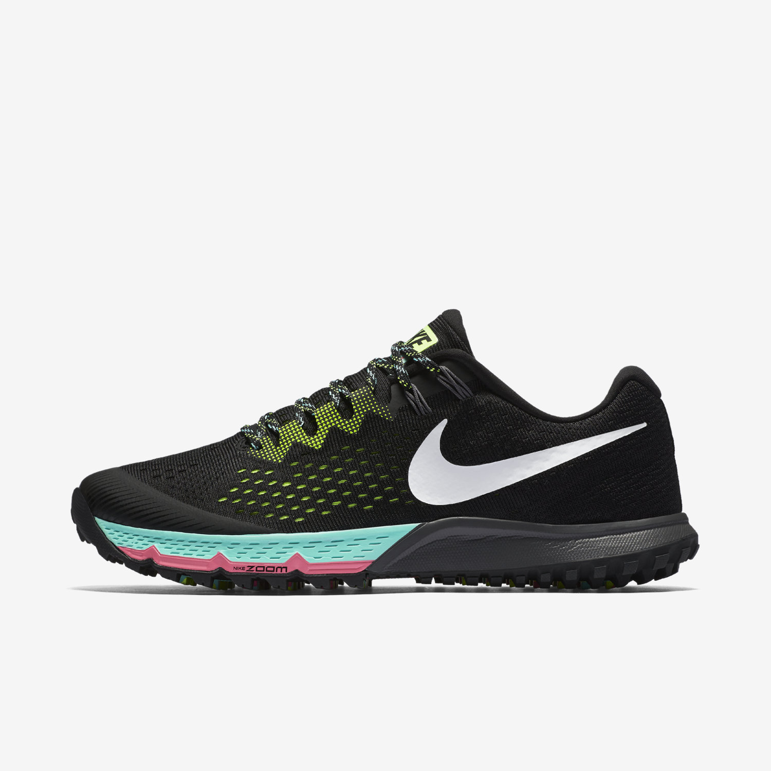 nike shoes running black wwwimgkidcom the image kid