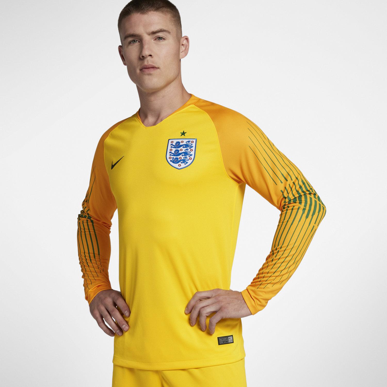 587c6486bf1 2018 England Stadium Goalkeeper Men s Football Shirt. Nike.com UK