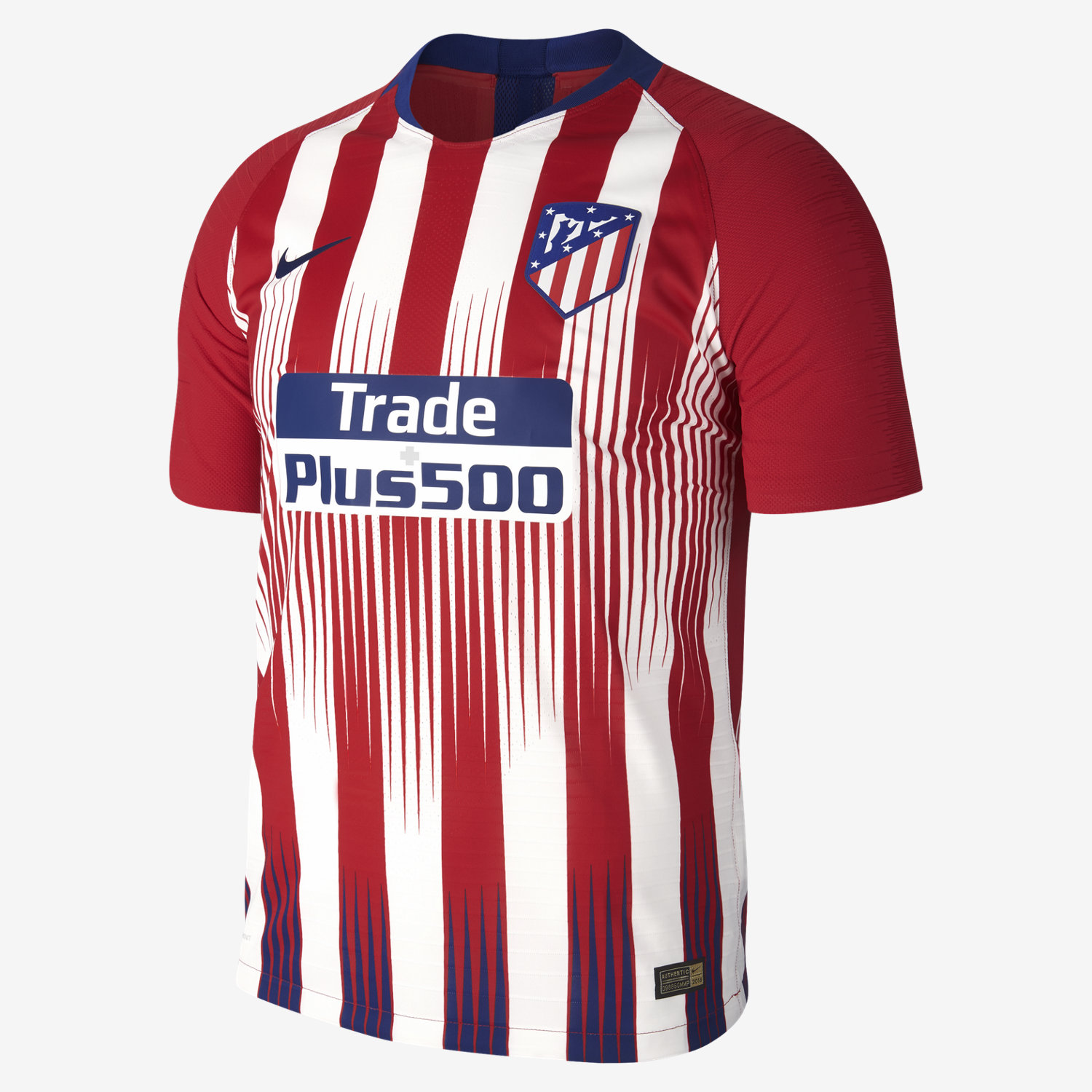 88622ea4d 2018 19 Atlético de Madrid Vapor Match Home. Men s Football Shirt£69.47
