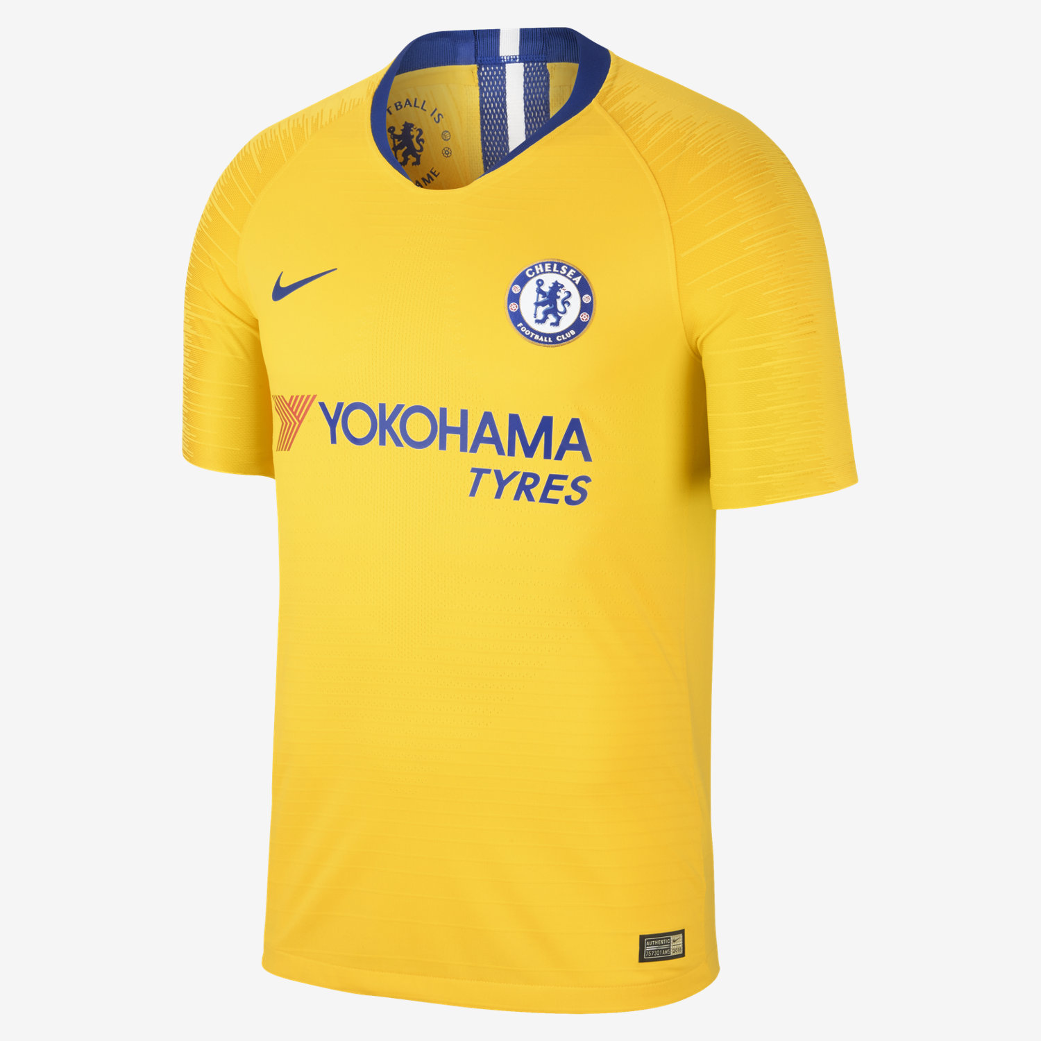d1473ec3b4 2018 19 Chelsea FC Vapor Match Away Men s Football Shirt. Nike.com UK