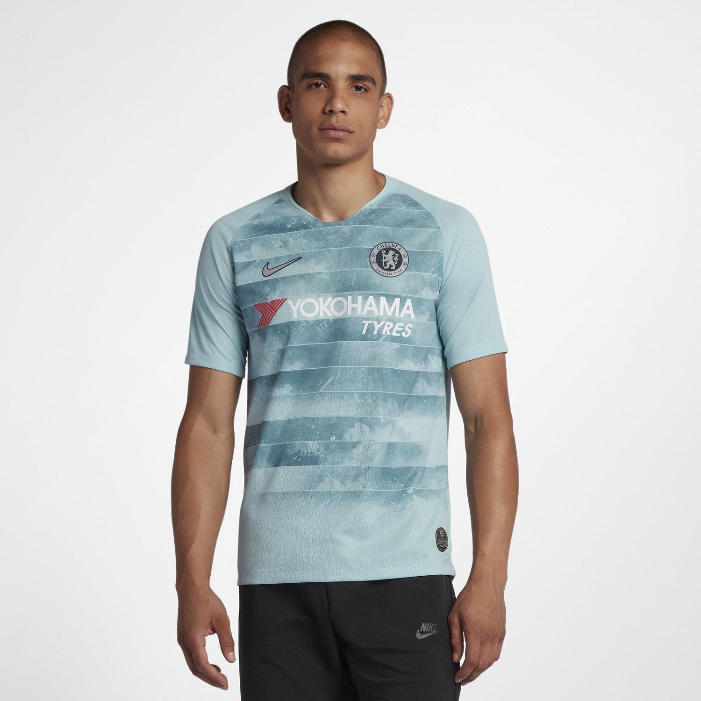 8dbbf867f 2018 19 Chelsea FC Stadium Third Men s Football Connected Shirt. Nike.com UK