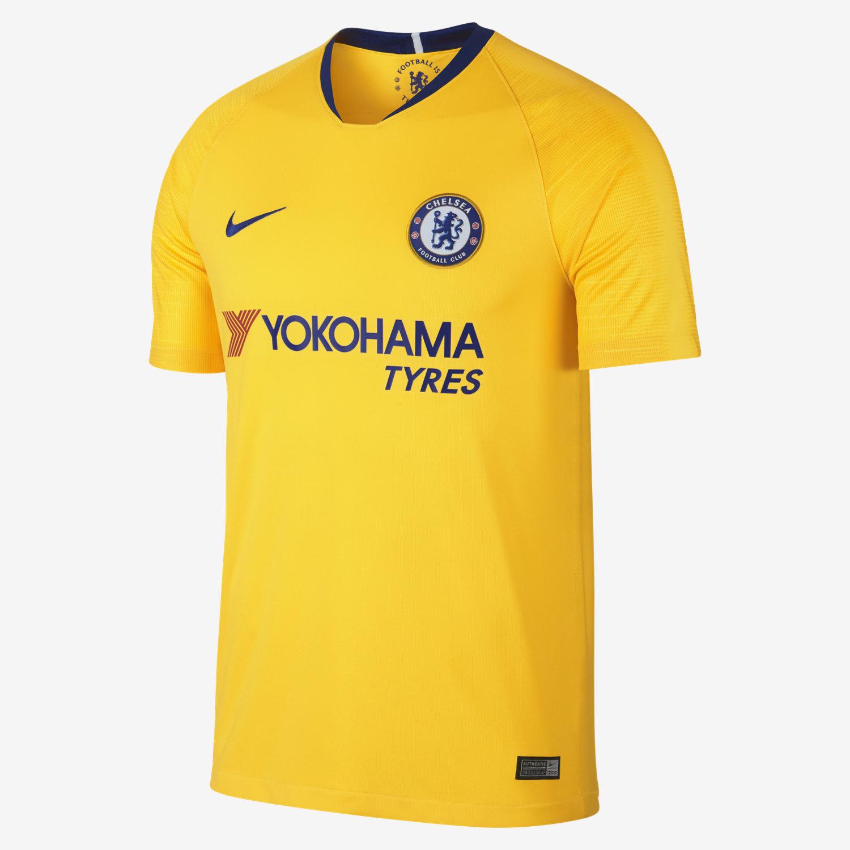 3bb1582f4f8e3 2018 19 Chelsea FC Stadium Away Camiseta de fútbol - Hombre. Nike.com ES