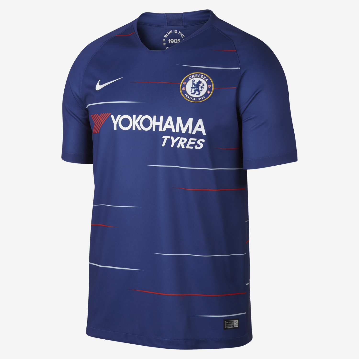 99c2626c7 2018/19 Chelsea FC Stadium Home Men's Football Shirt. Nike.com UK