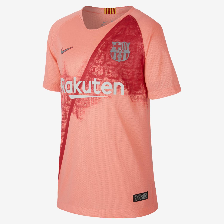 edc92630ab3 2018/19 FC Barcelona Stadium Third Camiseta de fútbol - Niño/a. Nike.com ES