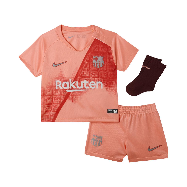 2018 19 FC Barcelona Stadium Third Equipación de fútbol - Bebé e infantil.  Nike.com ES 37fc837961f1f