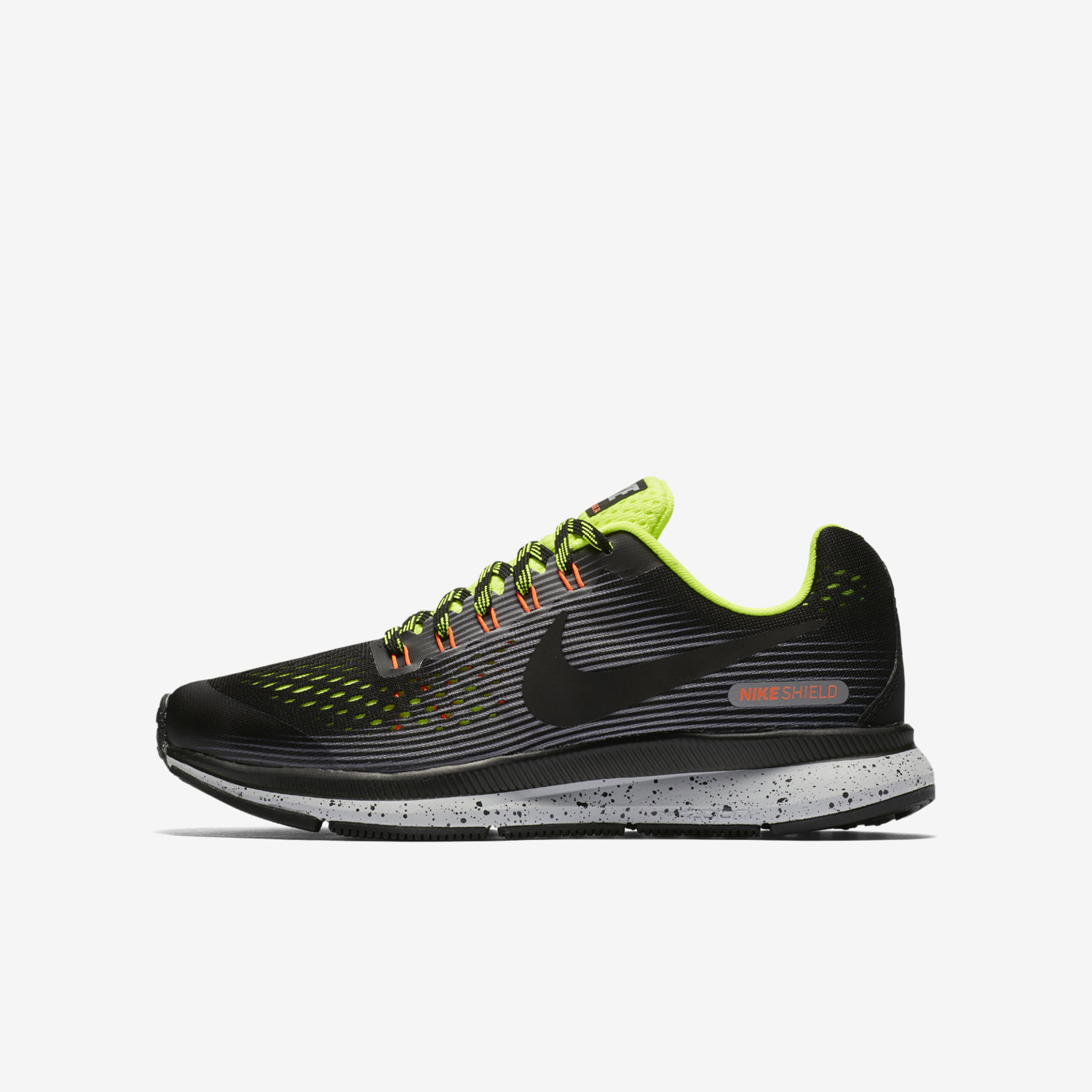 a9b535aa68ac Mens Nike Casual Shoes Lifestyle Running nike pegasus shield. Nike Air  Pegasus+ 30 Shield Dark Loden Black Volt