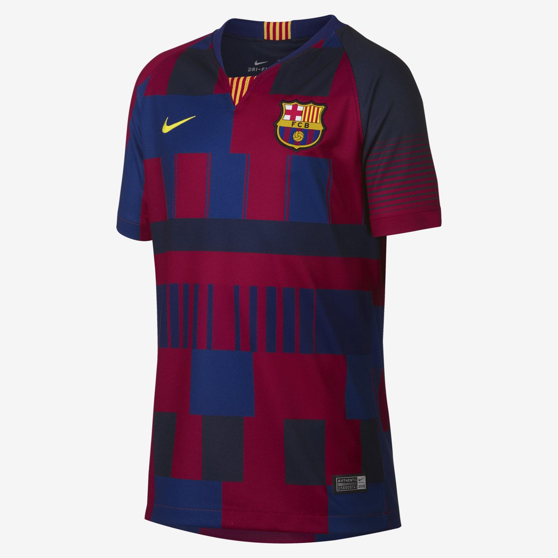 FC Barcelona 20th Anniversary Camiseta - Niño a. Nike.com ES bcd7c0bfd84