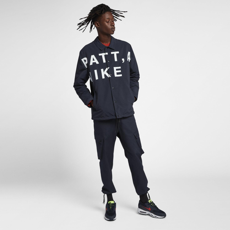 b515708f41ce Nike x Patta Men s Coaches  Jacket. Nike.com UK