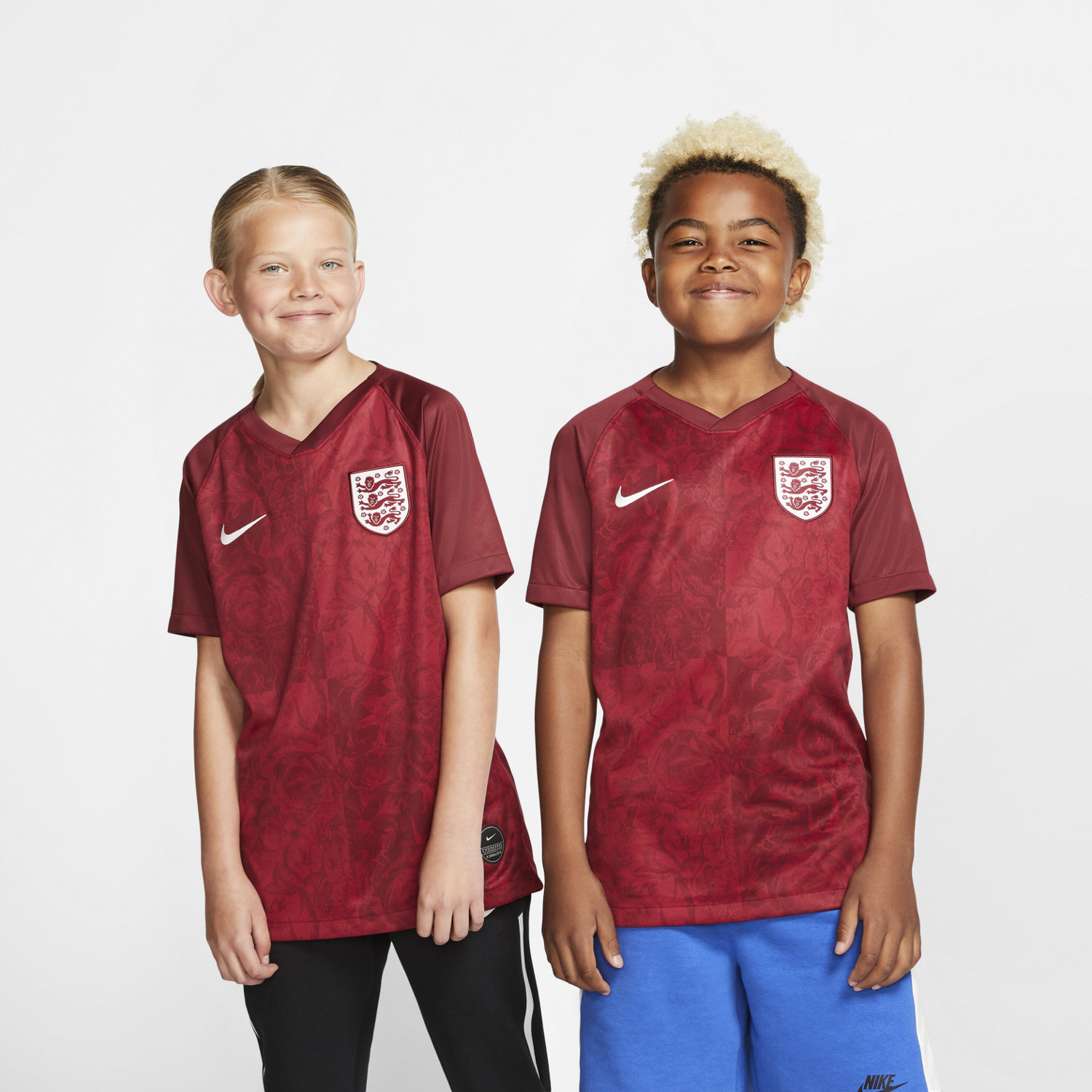 on sale 67e6b 3f1c7 England 2019 Stadium Away Older Kids' Football Shirt