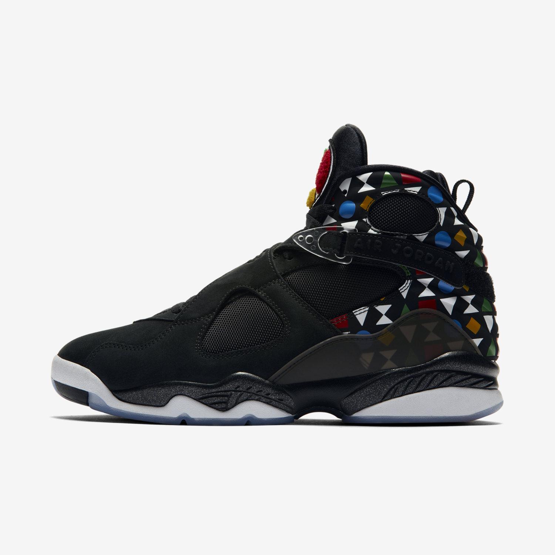 newest 5131f 84444 Air Jordan 8 Retro Q54 Men's Shoe
