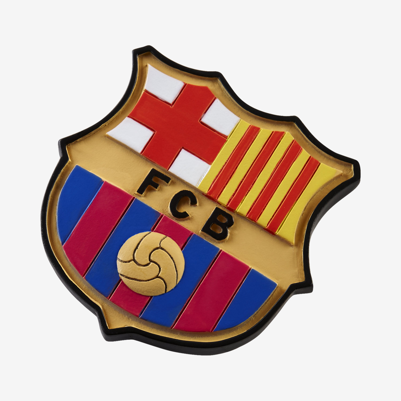 Fc barcelona crest magnet nike lu biocorpaavc