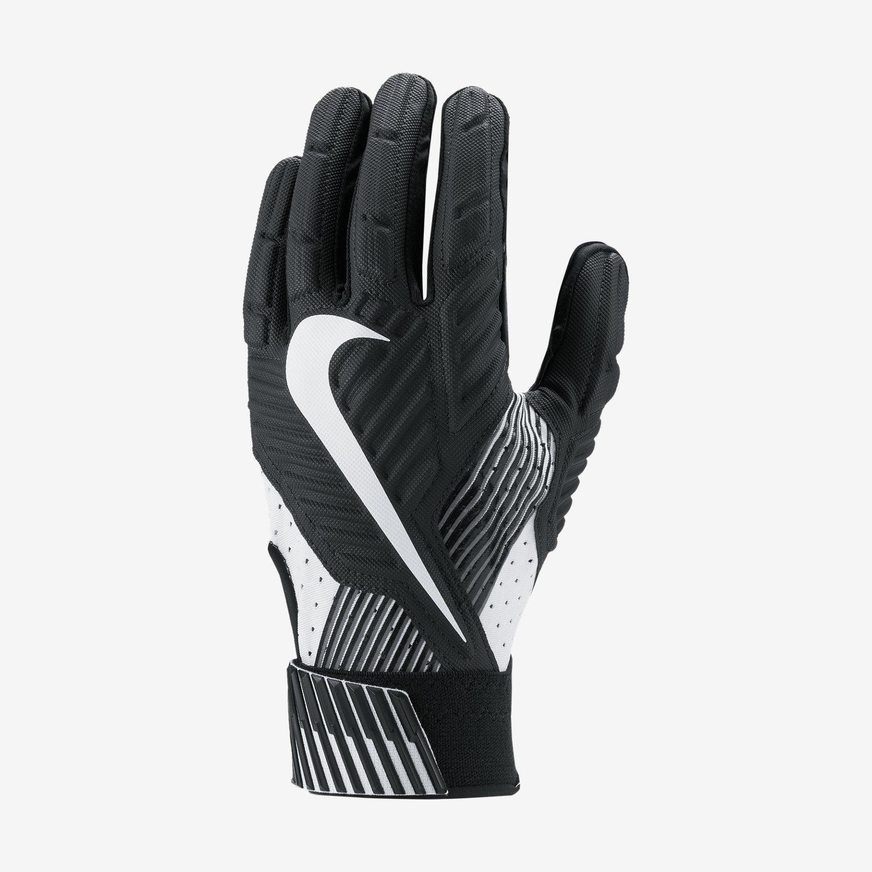 Чёрные перчатки под