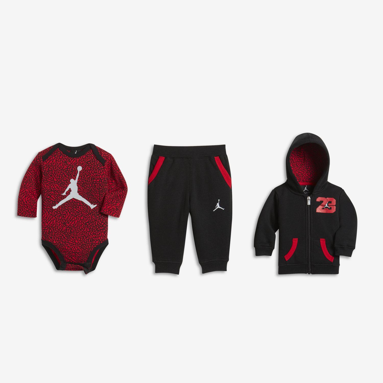 Jordan 23 Three Piece Baby Set Nike UK