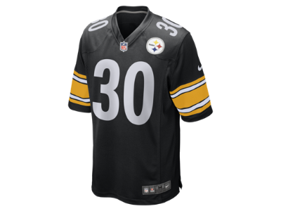 16d106dd8 ... NFL Pittsburgh Steelers Game (James Conner) Mens Football Jersey. Nike.com  ...