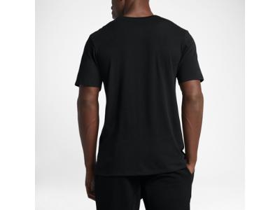 Back black t shirt custom shirt for Custom photo t shirts front and back