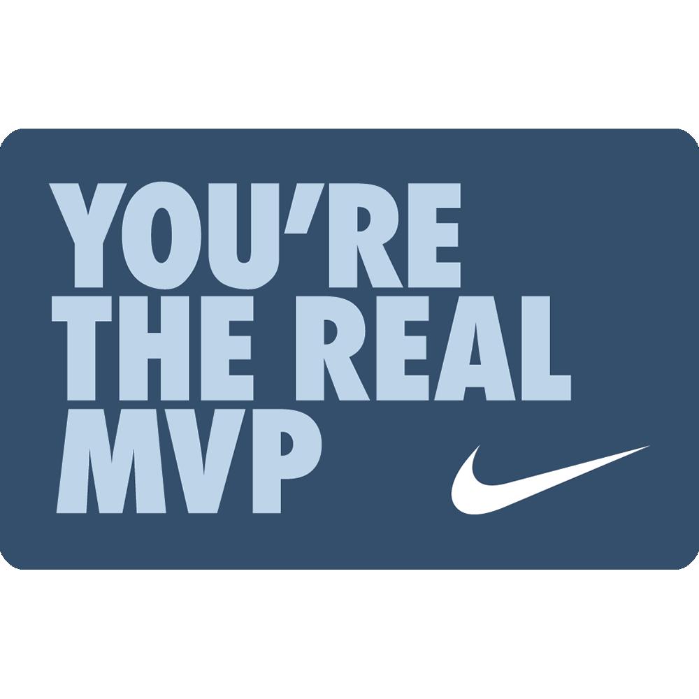 Nike Gift Card - $25.00