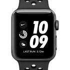 Apple Watch Nike+ Series 3 (GPS) 42 mm Laufuhr