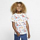 Nike T-shirt met print voor peuters