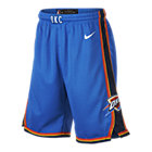 Oklahoma City Thunder Nike Icon Edition Swingman Older Kids' (Boys') NBA Shorts