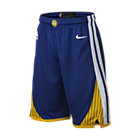Golden State Warriors Nike Icon Edition Swingman NBA-shorts voor jongens