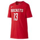 T-shirt da basket Nike Icon NBA Rockets (Harden) - Ragazzo