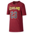 Nike Icon NBA Cavaliers (James) Basketball-T-Shirt für ältere Kinder (Jungen)