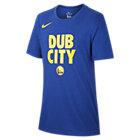 Golden State Warriors Nike Dri-FIT Camiseta de la NBA - Niño