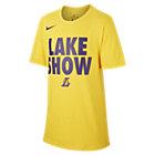 Los Angeles Lakers Nike Dri-FIT Boys' NBA T-Shirt