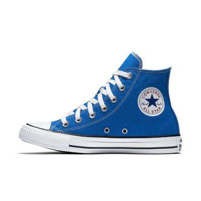 converse hi blue