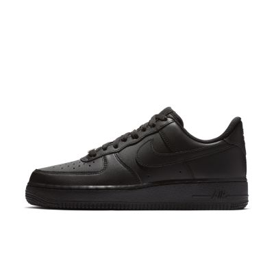 nike air force 1 mujer negras