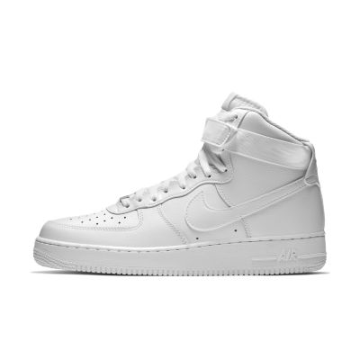 nike air force 1 white high