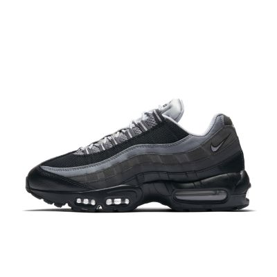 All Black Leather Cheap Air Max 2017