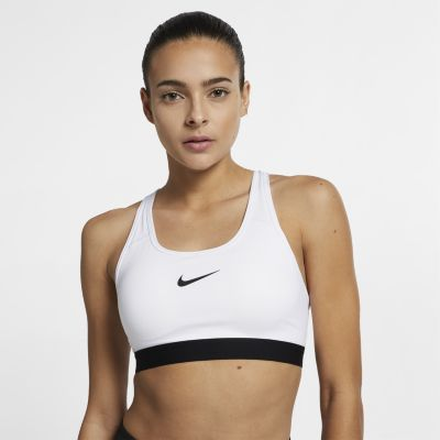 Nike Classic Padded Women's Medium Support Sports Bra. Nike.com