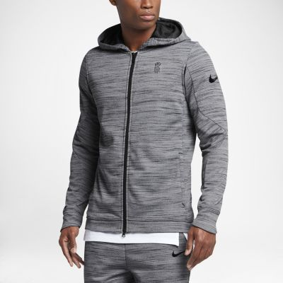 ... nike therma kyrie hyper elite mens basketball hoodie. nike; nike air  mens full zip ...