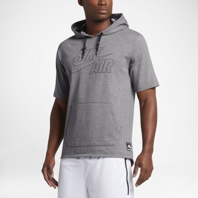 Nike Air Men's Short Sleeve Hoodie. Nike.com