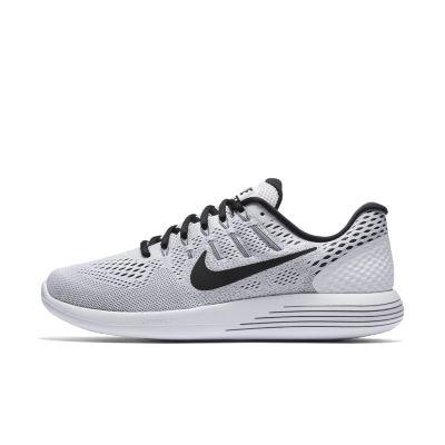 cea7b7bf02b Men039s Lunarglide 8 Navy Running Shoes nike lunarglide 8 black running  shoes ...