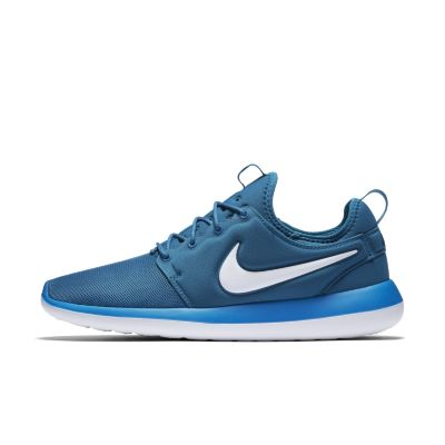 new arrival 72686 a9887 Nike Roshe Two Leather Premium Blue NHS Gateshead