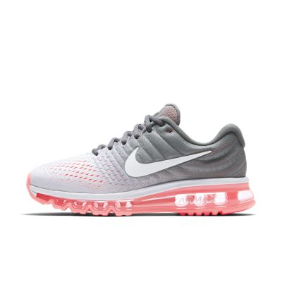 Girls' Grade School Nike Air Max 2017 Running Shoes