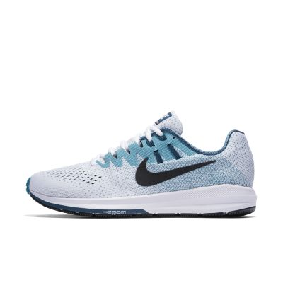 100% authentic cbb7a 292cf ... nike zoom structure 20 womens gold sky blue ...