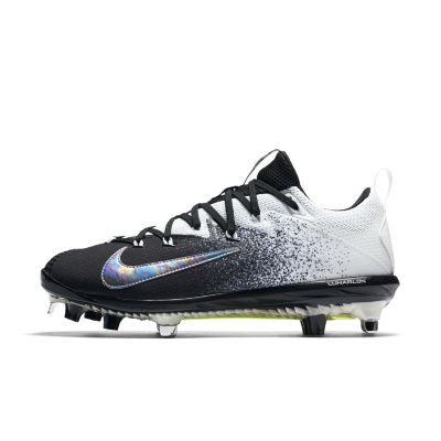 nike vapor baseball metal black and yellow nike baseball cleats