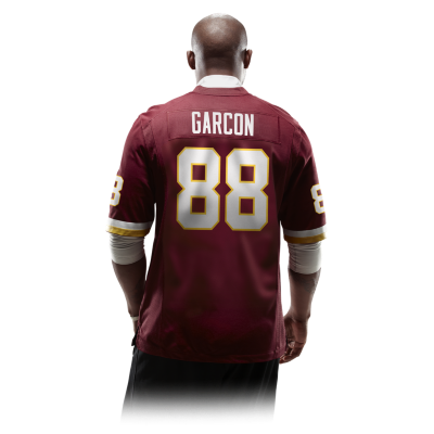 NFL Washington Redskins (Pierre Garcon) Mens Football Home Game Jersey. Nike.com  ... e66fb03de