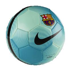 Футбольный мяч FC Barcelona SkillsФутбольный мяч FC Barcelona Skills из материала TPU с машинной строчкой обеспечивает великолепное касание и прочность для тренинга любой интенсивности.<br>