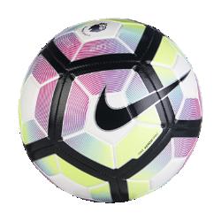 Футбольный мяч Nike Strike Premier LeagueФутбольный мяч Nike Strike Premier League обеспечивает превосходное касание и хорошо заметен на поле.<br>
