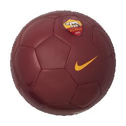Футбольный мяч A.S. Roma SupportersФутбольный мяч A.S. Roma Supporters из прочных материалов и отлично заметен на поле, позволяя играть до самого вечера.<br>