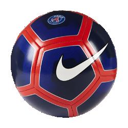 Футбольный мяч Paris Saint-Germain SupportersФутбольный мяч Paris Saint-Germain Supporters выполнен из прочных материалов и отлично заметен на поле.<br>