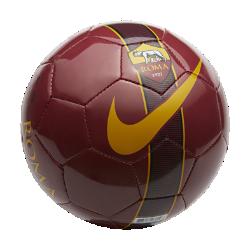 Футбольный мяч A.S. Roma SkillsФутбольный мяч A.S. Roma Skills с пластиковым покрытием с машинной строчкой обеспечивает отличное касание и прочность для тренинга любой интенсивности.<br>