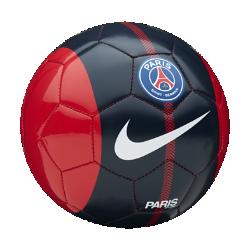 Футбольный мяч Paris Saint-Germain SkillsФутбольный мяч Paris Saint-Germain Skills с прочным покрытием из материала TPU с машинной строчкой обеспечивает отличное касание для тренинга любой интенсивности.<br>