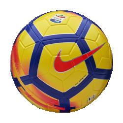 Футбольный мяч Serie A Ordem VФутбольный мяч Serie A Ordem V имеет микротекстурное покрытие и желобки Nike Aerowtrac для точности траектории полета и полного контроля над мячом.<br>