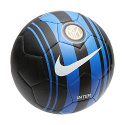 Футбольный мяч Inter Milan PrestigeФутбольный мяч Inter Milan Prestige обеспечивает превосходное касание и хорошо заметен на поле.<br>
